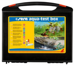 sera aqua-test box Tropical