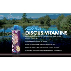 Azoo Plus Discus Vitamins