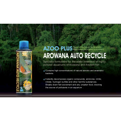 Azoo Plus Arowana Auto Recycle