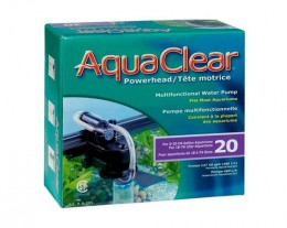 AquaClear 20 Hang On Powerhead