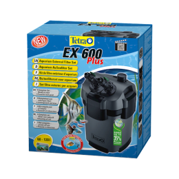 Tetra EX 600 plus complete external filter set