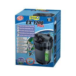 Tetra EX 1200 plus complete external filter set