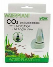 Water Plant CO2 Indicator