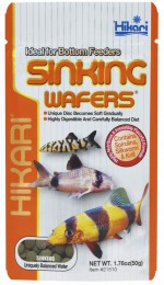 Sinking Wafers